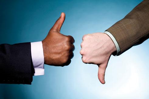 Préférence L'Œil du Recruteur | Exemple de discrimination raciale sur un  JH31