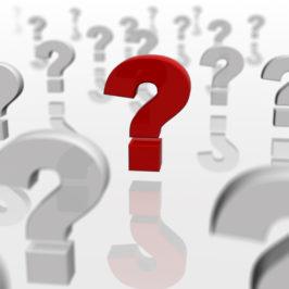Quelle est la question?