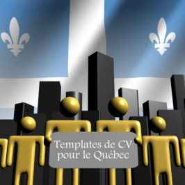 Des templates de CV pour le Québec