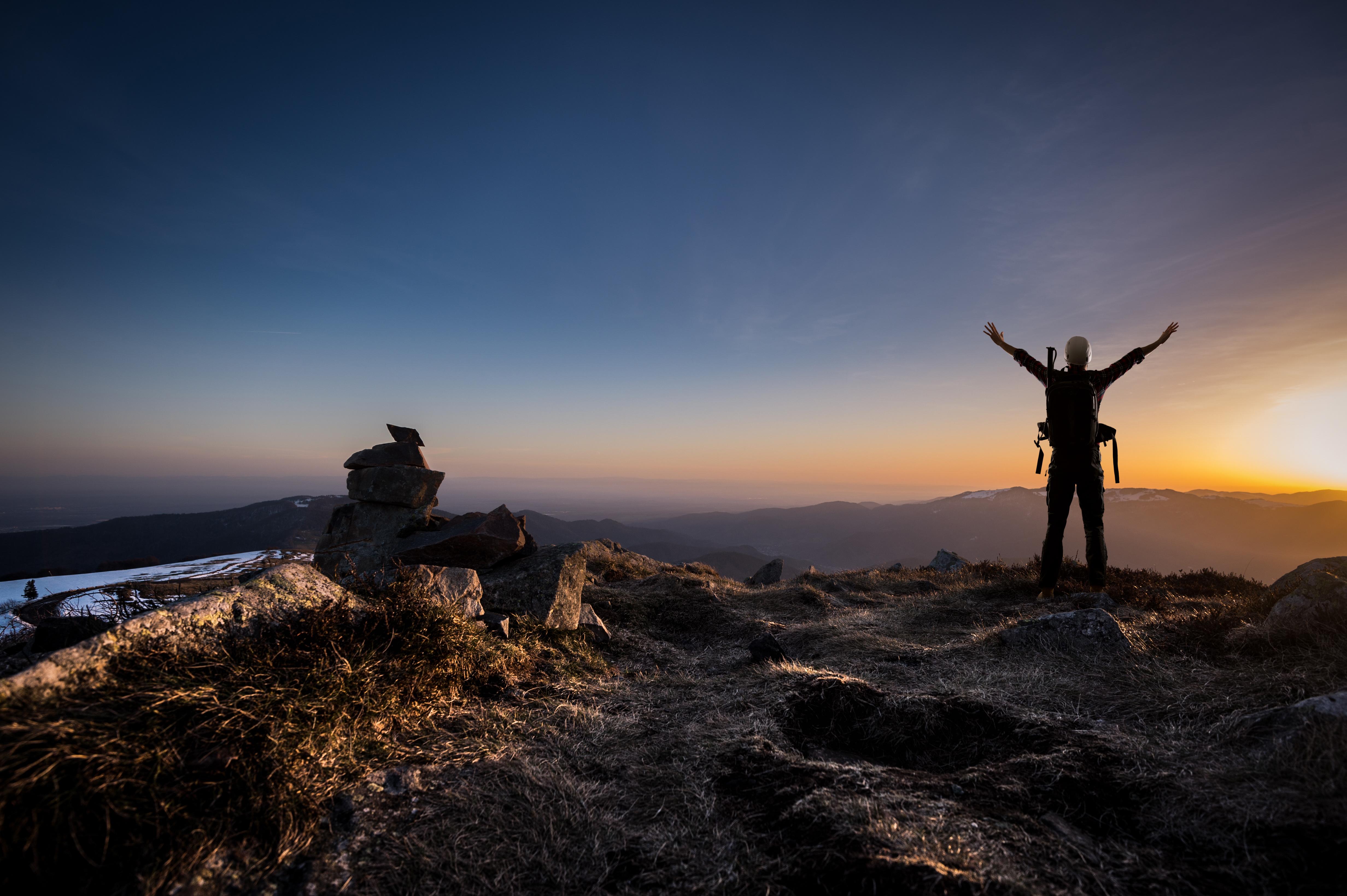 Alpiniste concept vision