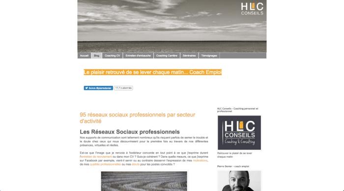 Pierre Denier - HLC Conseils