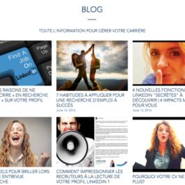 10 blogueurs sur l'emploi au Québec