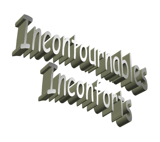 Incontournables inconforts de MS Word