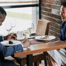 Votre entrevue sur l'heure du lunch vous rend nerveux?