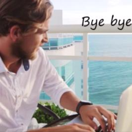 75 sites web pour dire « Bye Bye Boss! » et travailler en voyageant