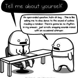 « Parlez-moi de vous » – Qu'est-ce qu'il faut répondre?