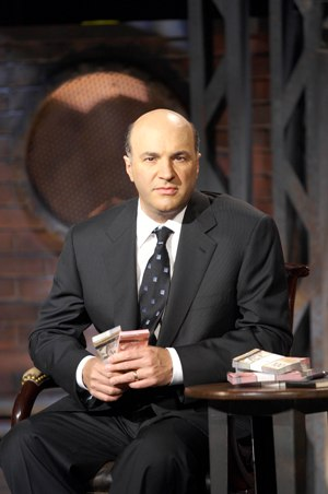 "Kevin ""Mr. Wonderful"" O'Leary"