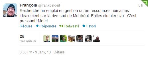 "Un ""call to action"" réussi"