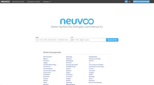 L'Œil du Recruteur | 20 sites d'emploi québécois à découvrir