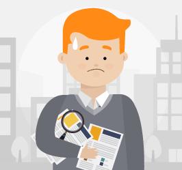 Qu'est-ce qui rend la recherche d'emploi si pénible?