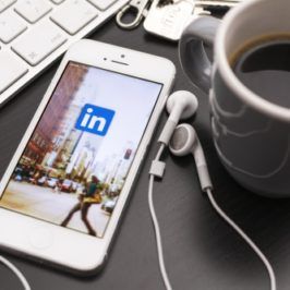 Création de profil LinkedIn