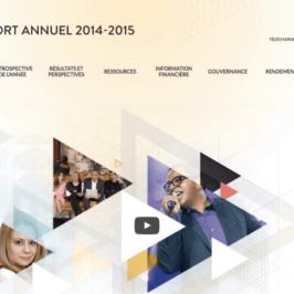 Préparation à l'entretien d'embauche : lire le rapport annuel