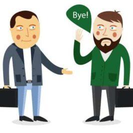 Bye bye boss ou comment quitter son emploi avec grâce