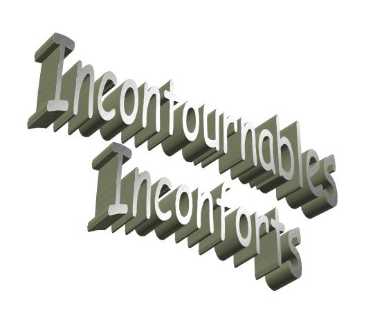 Incontournables inconforts de MS Word