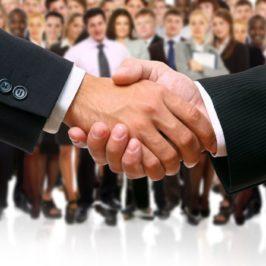 Pour réseauter, donnez de la business!