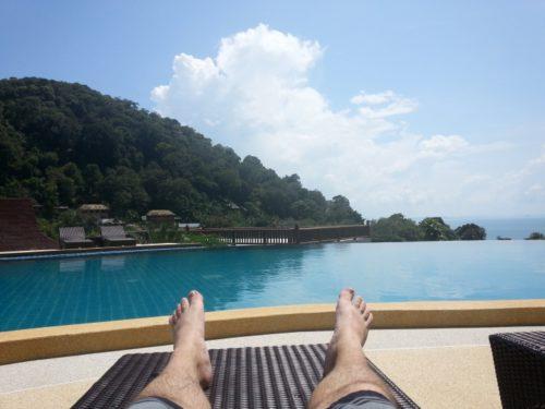 Matthieu qui relaxe en Thaïlande un dimanche! (2014)