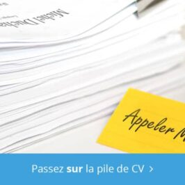 Rédaction de CV