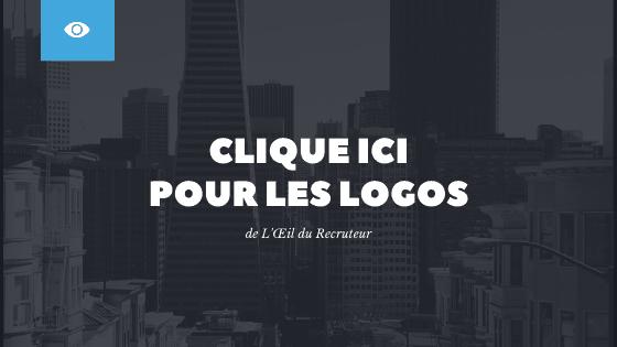 Ces logos propagent notre image de marque avec fidélité.