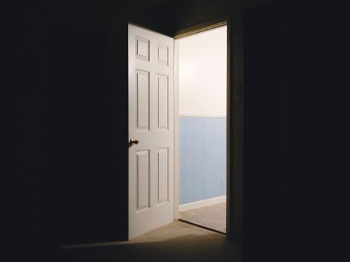 Laisser des portes ouvertes
