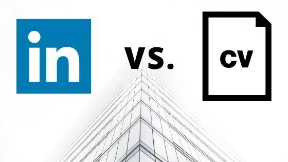 Différences entre un profil LinkedIn et un CV