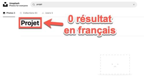 0 résultat sur Unsplash avec le mot-clé « projet »