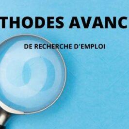 12 méthodes avancées de recherche d'emploi