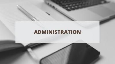 Objectifs pour un CV en administration