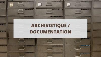Objectifs pour un CV en archivistique et documentation