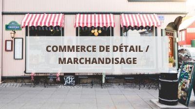 Objectifs pour un CV lié au commerce de détail et au marchandisage