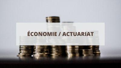 Objectifs pour un CV en économie et actuariat