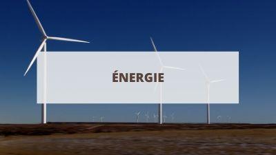 Objectifs pour un CV en énergie