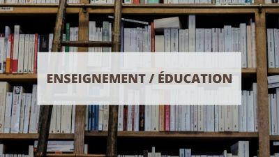 Objectifs pour un CV en enseignement et éducation
