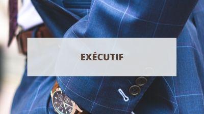 Objectifs pour un CV d'exécutif