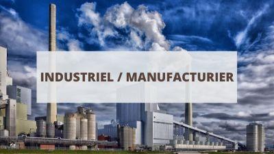Objectifs pour un CV industriel et manufacturier