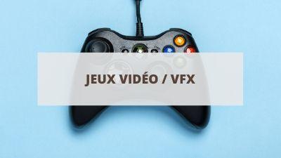 Objectifs pour un CV en jeux vidéo et VFX