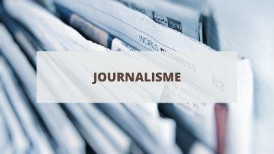 Objectifs pour un CV en journalisme