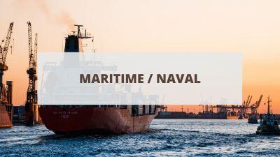 Objectifs pour un CV maritime et naval