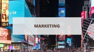 Objectifs pour un CV en marketing