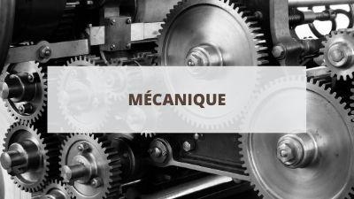 Objectifs pour un CV en mécanique