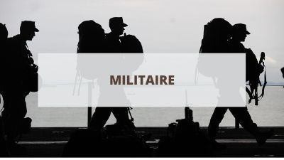 Objectifs pour un CV militaire