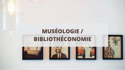 Objectifs pour un CV en muséologie et bibliothéconomie