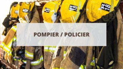 Objectifs pour un CV de pompier ou de policier