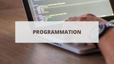 Objectifs pour un CV en programmation