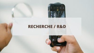 Objectifs pour un CV en recherche et R&D