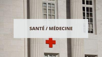 Objectifs pour un CV en santé et médecine