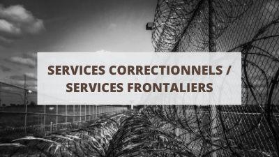Objectifs pour un CV en services correctionnels et services frontaliers