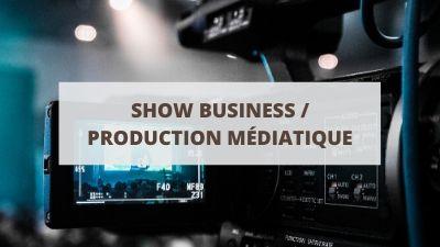 Objectifs pour un CV en show business et production médiatique
