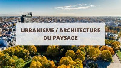 Objectifs pour un CV en urbanisme et architecture du paysage