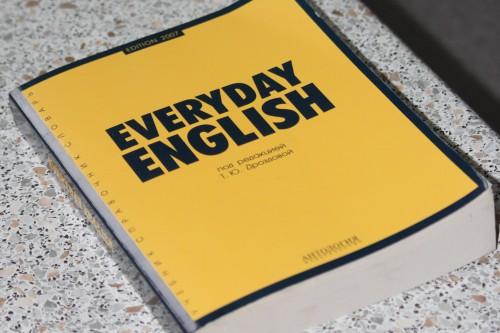 « L'anglais est-il une langue de travail quotidienne? »