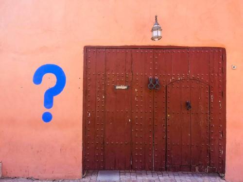 Tes questions révèlent ce qui se cache derrière ta façade